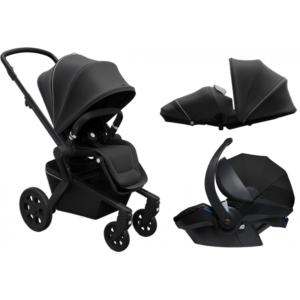 Joolz Hub 3 in 1 Travel System-Brilliant Black