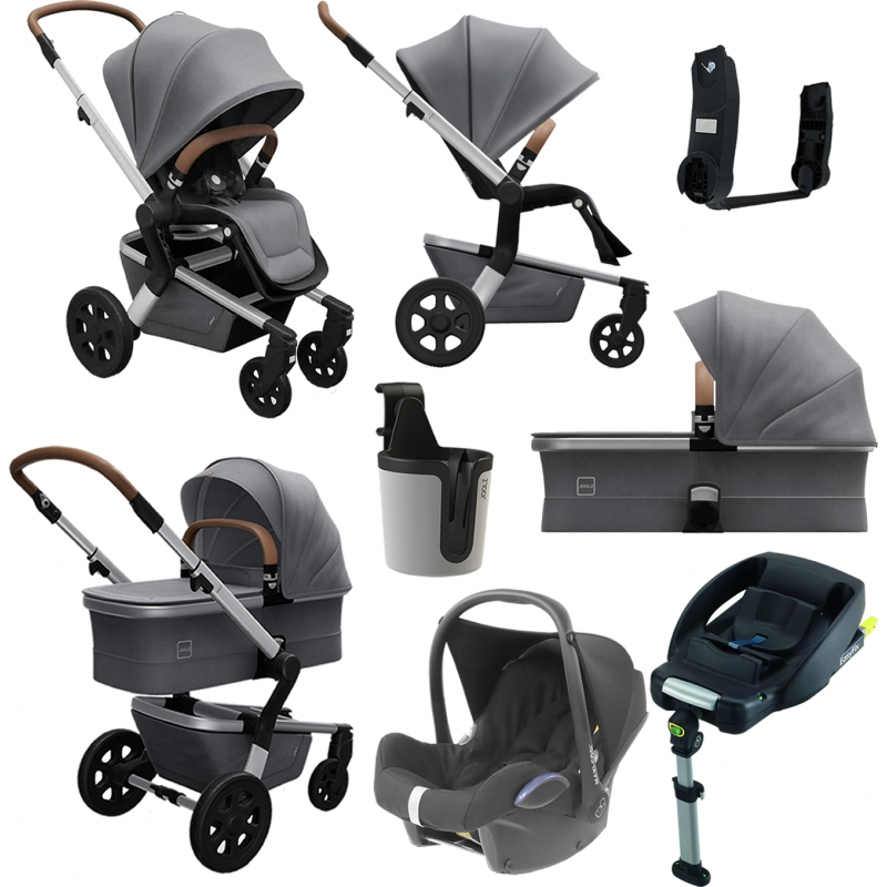 Joolz Hub 7 Piece Bundle-Gorgeous Grey | Everything Baby