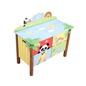 Teamson Sunny Safari Toy Box (KYW-8269A)