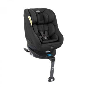 Graco Turn2Me 360° Rotating Group 0+/1 ISOFIX Car Seat-Black (N