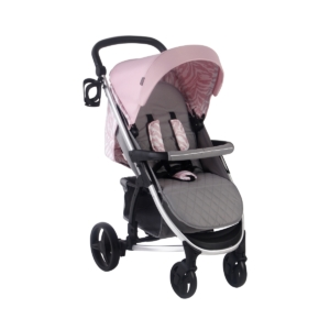 My Babiie MB200 Dani Dyer Pink & Grey Marble Pushchair (MB200DDP