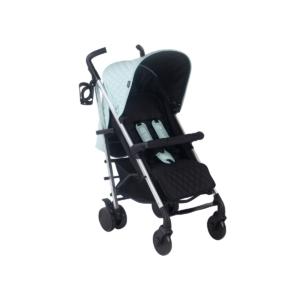 My Babiie MB51 Billie Faiers Quilted Aqua Lightweight Stroller (